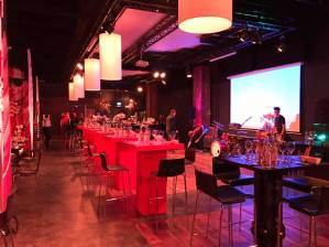 The 45 VIP lounge ziggo dome
