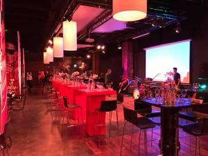 The 45 VIP lounge ziggo dome