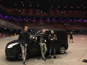 The 45 at the Ziggo Dome